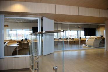 Ufficio Casa Pavia : Pareti divisorie per ufficio pavia fgm giambellini